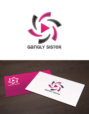 Gangly Sister A Logo, Monogram, or Icon  Draft # 45 by mdsgrafix