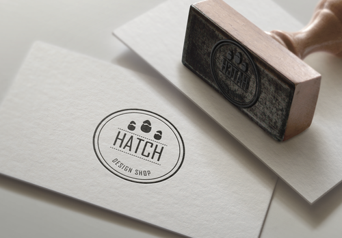 Hatch. (Not sure what else) Logo Winning Design by natty