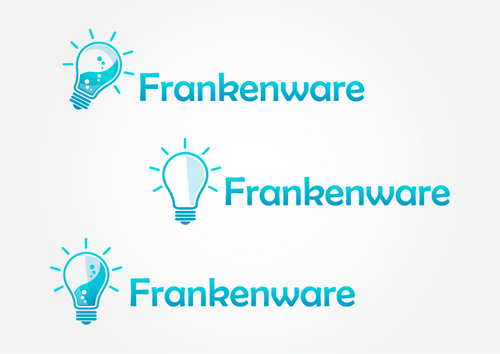 Frankenware Logo Winning Design by tomitod999