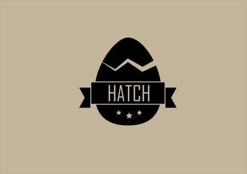 Hatch. (Not sure what else) A Logo, Monogram, or Icon  Draft # 6 by natty