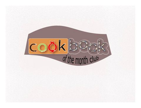 Cookbook of the Month Club A Logo, Monogram, or Icon  Draft # 243 by farrukh3