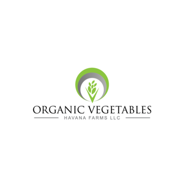 ORGANIC  VEGETABLES A Logo, Monogram, or Icon  Draft # 5 by InventiveStylus