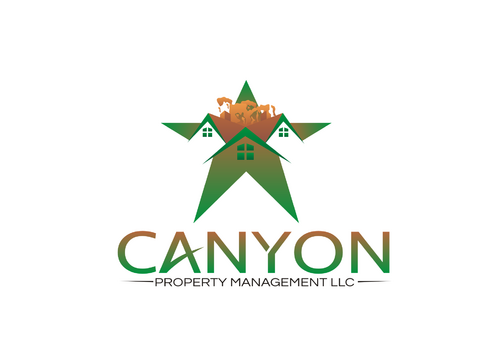 CANYON PROPERTY MANAGEMENT, LLC A Logo, Monogram, or Icon  Draft # 83 by ningsih