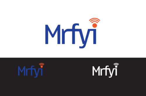 Mrfyi A Logo, Monogram, or Icon  Draft # 73 by anijams