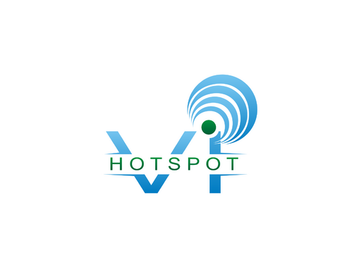 VI Hotspot A Logo, Monogram, or Icon  Draft # 66 by ningsih