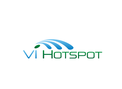VI Hotspot A Logo, Monogram, or Icon  Draft # 68 by ningsih
