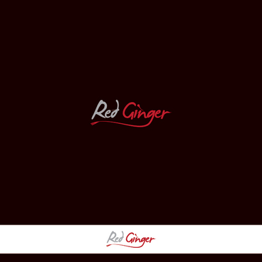 Red Ginger A Logo, Monogram, or Icon  Draft # 28 by Snood