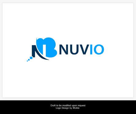 nuvio A Logo, Monogram, or Icon  Draft # 16 by mickle