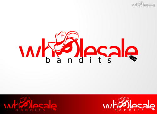 Wholesale Bandits (.com?)  A Logo, Monogram, or Icon  Draft # 11 by Erza8