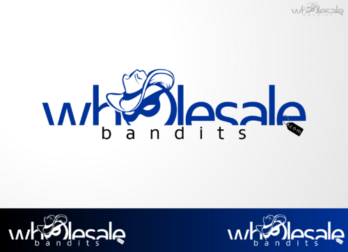 Wholesale Bandits (.com?)  A Logo, Monogram, or Icon  Draft # 12 by Erza8