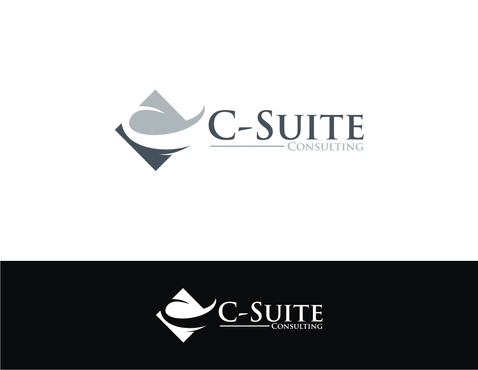 C-Suite Consulting A Logo, Monogram, or Icon  Draft # 8 by pisca