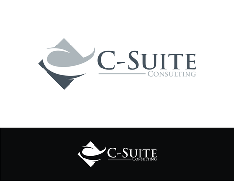 C-Suite Consulting A Logo, Monogram, or Icon  Draft # 9 by pisca