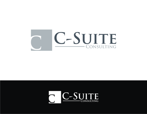 C-Suite Consulting A Logo, Monogram, or Icon  Draft # 13 by pisca