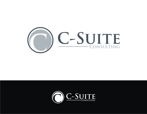 C-Suite Consulting A Logo, Monogram, or Icon  Draft # 14 by pisca