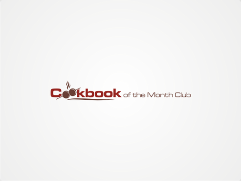 Cookbook of the Month Club A Logo, Monogram, or Icon  Draft # 260 by porogapit