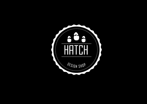 Hatch. (Not sure what else) A Logo, Monogram, or Icon  Draft # 15 by natty