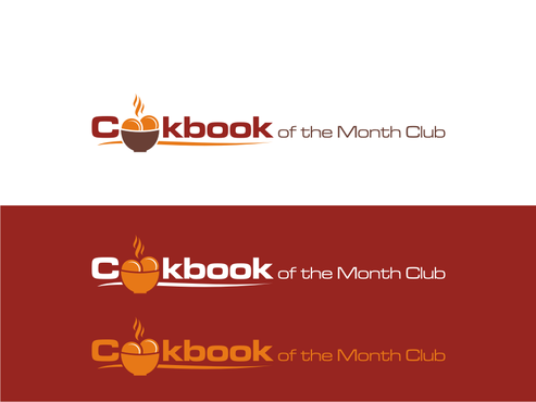 Cookbook of the Month Club A Logo, Monogram, or Icon  Draft # 264 by porogapit