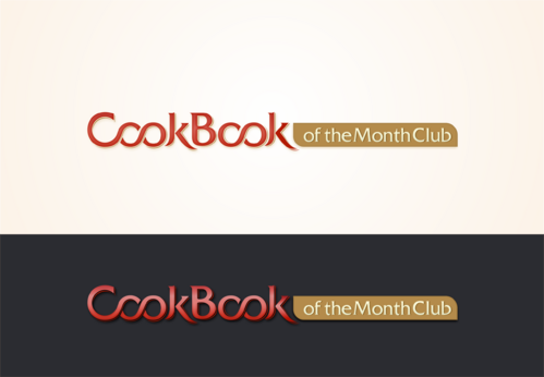 Cookbook of the Month Club A Logo, Monogram, or Icon  Draft # 266 by BIMPOP