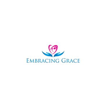 Embracing Grace A Logo, Monogram, or Icon  Draft # 3 by InventiveStylus
