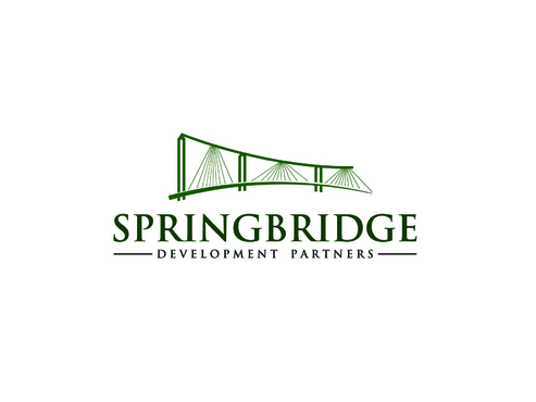 SpringBridge Development Partners A Logo, Monogram, or Icon  Draft # 26 by Jacksina