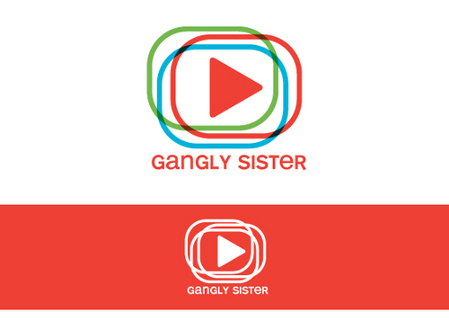 Gangly Sister A Logo, Monogram, or Icon  Draft # 74 by mdsgrafix