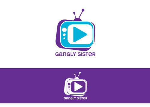 Gangly Sister A Logo, Monogram, or Icon  Draft # 76 by mdsgrafix