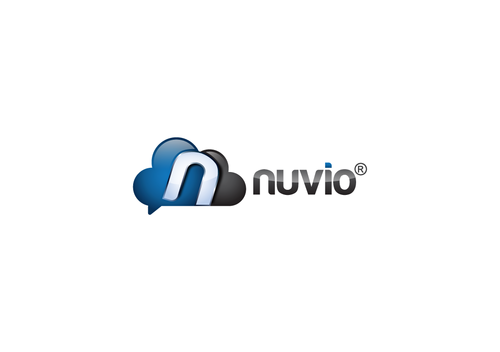 nuvio A Logo, Monogram, or Icon  Draft # 44 by AxeDesign