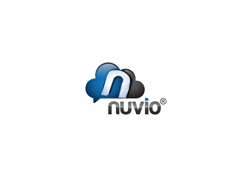 nuvio A Logo, Monogram, or Icon  Draft # 45 by AxeDesign