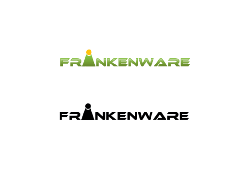 Frankenware A Logo, Monogram, or Icon  Draft # 52 by ovidesigns