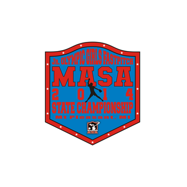 2014 MASA Jr Olympic Girls Fast Pitch State Championship A Logo, Monogram, or Icon  Draft # 81 by Mudjtahid