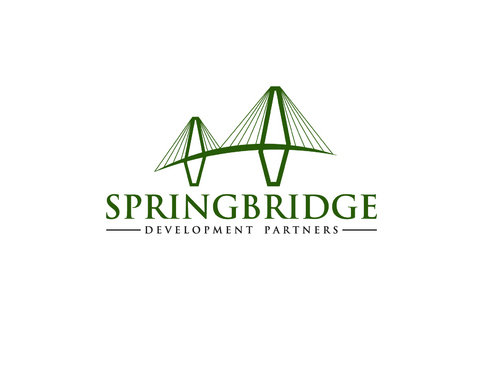 SpringBridge Development Partners A Logo, Monogram, or Icon  Draft # 29 by Jacksina