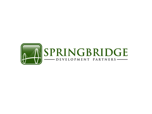 SpringBridge Development Partners A Logo, Monogram, or Icon  Draft # 30 by Jacksina