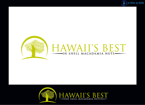 HAWAII'S BEST        A Logo, Monogram, or Icon  Draft # 10 by JohnAlber