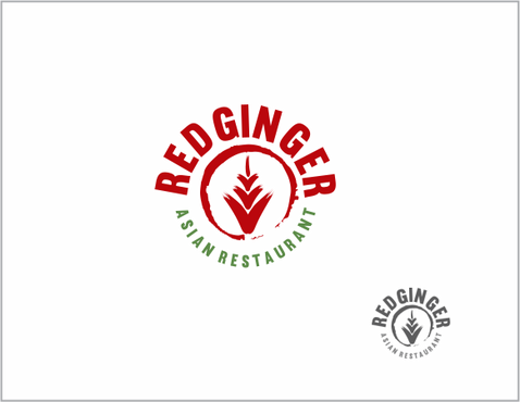Red Ginger A Logo, Monogram, or Icon  Draft # 57 by odc69