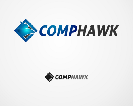 CompHawk A Logo, Monogram, or Icon  Draft # 85 by Graphicon