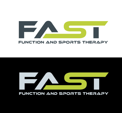 Function and Sports Therapy and utilize the acronym FAST Logo Winning Design by valiWORK
