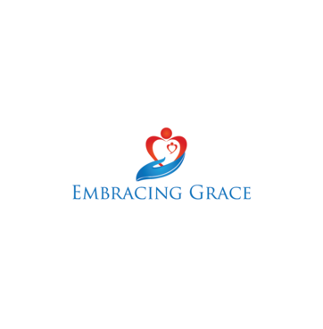 Embracing Grace A Logo, Monogram, or Icon  Draft # 6 by InventiveStylus
