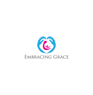 Embracing Grace A Logo, Monogram, or Icon  Draft # 7 by InventiveStylus