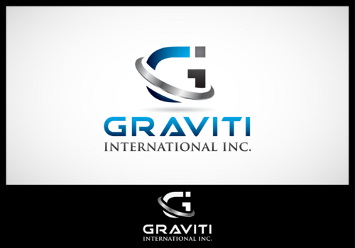 Graviti International Inc. Logo Winning Design by Stardesigns
