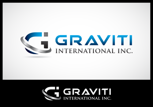 Graviti International Inc. A Logo, Monogram, or Icon  Draft # 7 by Stardesigns