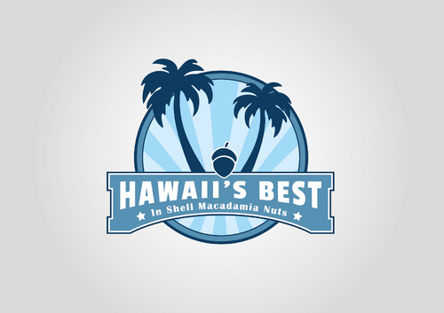 HAWAII'S BEST        A Logo, Monogram, or Icon  Draft # 15 by ferkysign