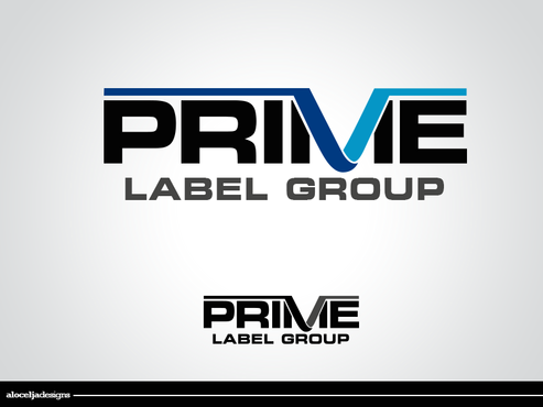 Prime Label Group A Logo, Monogram, or Icon  Draft # 22 by alocelja
