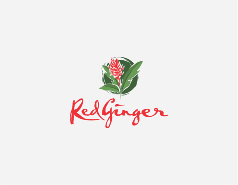 Red Ginger A Logo, Monogram, or Icon  Draft # 67 by kanyakitri
