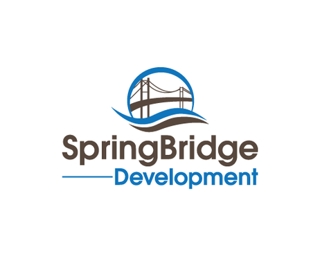 SpringBridge Development Partners A Logo, Monogram, or Icon  Draft # 36 by BeUnique