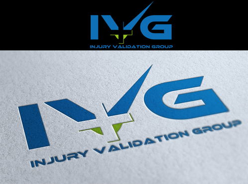 IVG - Injury Validation Group A Logo, Monogram, or Icon  Draft # 10 by valiWORK