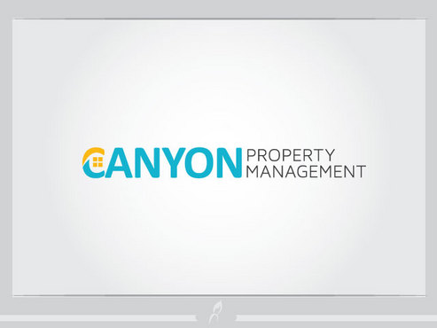 CANYON PROPERTY MANAGEMENT, LLC A Logo, Monogram, or Icon  Draft # 87 by Logoziner