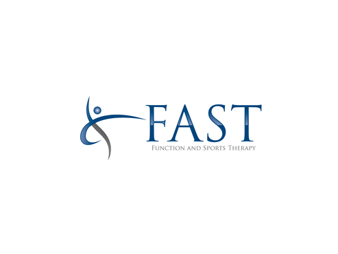 Function and Sports Therapy and utilize the acronym FAST A Logo, Monogram, or Icon  Draft # 19 by isaiah