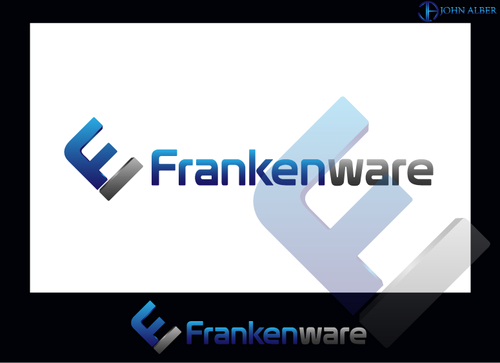 Frankenware A Logo, Monogram, or Icon  Draft # 60 by JohnAlber