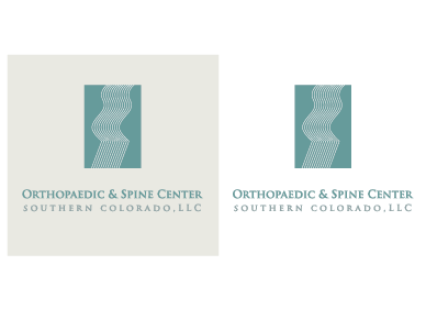 Orthopaedic and Spine Center of Southern Colorado, LLC A Logo, Monogram, or Icon  Draft # 29 by irini