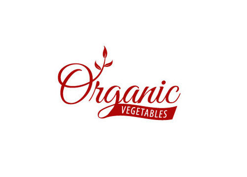 ORGANIC  VEGETABLES A Logo, Monogram, or Icon  Draft # 20 by Designfeedz